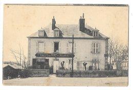 MOULINS (03) Café Commerce De Vins Halte Du Pont - Moulins