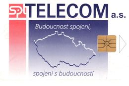 Télécarte TCHEQUIE - TELECOM A.s. - Tschechische Rep.