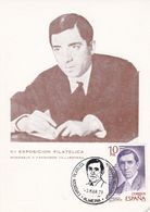 España Sobre Nº 3263 Tarjeta - 1931-Aujourd'hui: II. République - ....Juan Carlos I