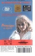 Télécarte TCHEQUIE - Princez - Tschechische Rep.