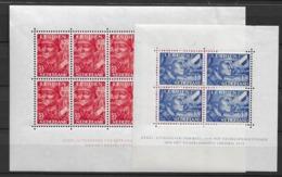 1942 MH Nederland NVPH V402-3 - Period 1891-1948 (Wilhelmina)