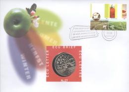 Niederlande Numisbrief ECU Nr. 27 - Sonstige