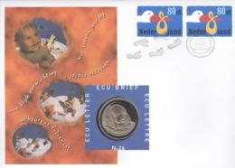 Niederlande Numisbrief ECU Nr. 26 - Sonstige