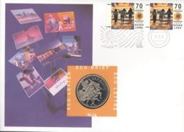 Niederlande Numisbrief ECU Nr. 14 - Sonstige