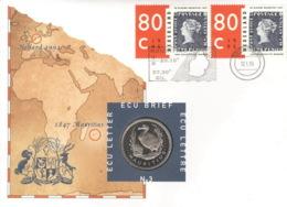 Niederlande Numisbrief ECU Nr. 3 - Sonstige