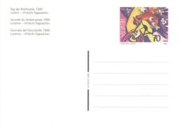 Schweiz Ganzsache P271 * Postfrisch - Postwaardestukken