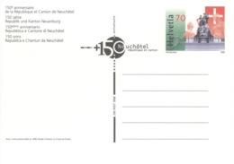 Schweiz Ganzsache P260 * Postfrisch - Postwaardestukken