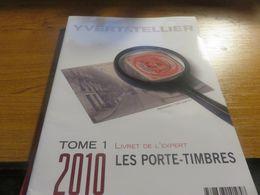 Les Porte-Timbres Livret De L'Expert - Briefmarken
