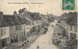 03 SAINT POURCAIN SUR SIOULE Faubourg Paluet - Autres Communes