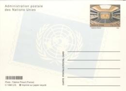 UNO Genf Ganzsache P13 ** Postfrisch - Autres