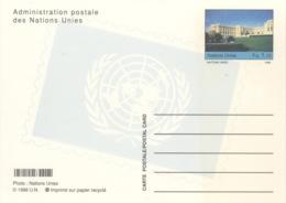 UNO Genf Ganzsache P14 ** Postfrisch - Autres
