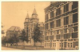 A1469[Postkaart] Gesticht Van Het H. Hart, Mechelen A/d Maas ... / Voorgevel (Nels, Thill) [school Maasmechelen] - Maasmechelen
