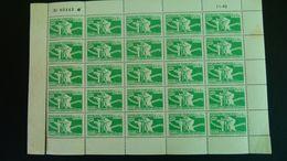 Col17 Aide Aux Combattants 1943 Feuille : N° 60 à 64 Neuf XX MNH - Autres