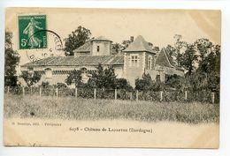 Coursac Série 6000 Domège 6078 Château De Lajarthe - France