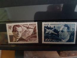 D3 - PA 21 Saint-Exupery Et 22 Dagnaux -  N** - 1927-1959 Mint/hinged