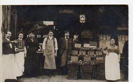 "Restaurant LAMBERT - ""Un Port En Ville "" -  Spécialités Huîtres Et Escargots - Ristoranti"