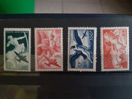 D3 - Serie PA 16 à 19 - N** - 1927-1959 Ungebraucht