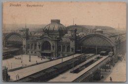 Dresden - S/w Hauptbahnhof 2 - Dresden