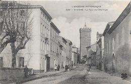 VIVIERS - La Tour De L'Horloge - Viviers