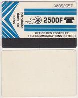 379/ Togo; P3. Telecom's Logo - Togo