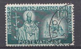 Vatikaan 1955  Mi.nr. 232 Jahrestag Der...  OBLITÉRÉS-USED-GEBRUIKT - Oblitérés
