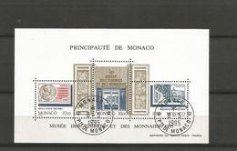 69   Musée Du Timbre  Beaux Cachets   (clasvverA38) - Blocs