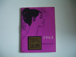 Agenda Calendrier Coryse Salome Beaute Grenoble - Calendriers