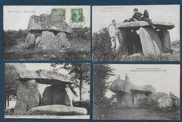 DOLMEN - 20 Cartes - Dolmen & Menhirs