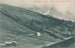 2c.620.  Dolomiti - Hotel Lusia - Cimone Della Palla - San Martino Di Castrozza - Zonder Classificatie
