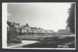 Romania, Brasov, Brasso, Partial View, 1936. - Romania