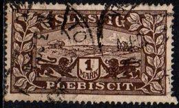 Schleswig 1920 - Wappen Und Landschaft - 1 M - N. Mt. 11 - Schleswig-Holstein