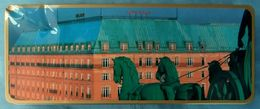 Große Blechdose / Metall-Dose  -  Hotel Adlon Berlin  -  Größe Ca. 40 X 16 Cm - Cannettes