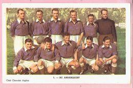 CHOCOLAT L'AIGLON - SC ANDERLECHT - Voetbal - Aiglon