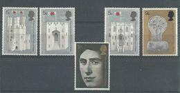 200035714  INGLATERRA  YVERT   Nº  569/73   **/MNH - 1952-.... (Elizabeth II)