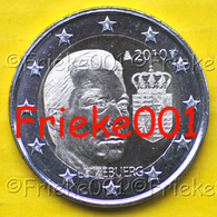Luxemburg - Luxembourg - 2 Euro 2010 Comm. - Luxembourg