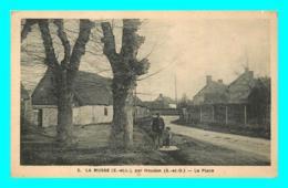 A807 / 505 28 - LA MUSSE Par HOUDAN La Place - France
