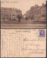 Brabant Flamand - Louvain - Rue De Tirlemont (entrée) - 1922 - Circulee - Cygnus - Leuven