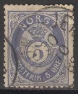 Norwegen 24 O - Usati