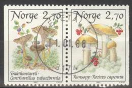 Norwegen 969/70 O - Norvegia