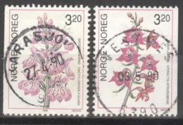 Norwegen 1040/41 O - Norvegia