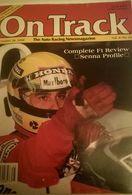 Magazine On Track December 1988 Ayrton Senna Alain Prost Nigel Mansell - Sports