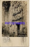 136002 PARAGUAY ENCARNACION TRINIDAD CIRCULATED TO ARGENTINA PHOTO NO POSTAL POSTCARD - Paraguay