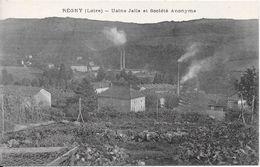 REGNY - Usine Jalla Et Société Anonyme - France
