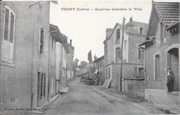 REGNY - Quartier Derrière La Ville - France