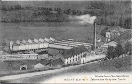 REGNY - Usine Des Crayons Conté - France
