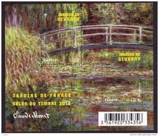 France BF N° F 4479 ** Oeuvre De Monet - Jardin De France -> Jardin De GIVERNY - Mint/Hinged