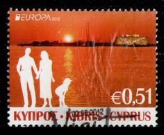 CYPRUS 2012 - From Set Used - Chypre (République)