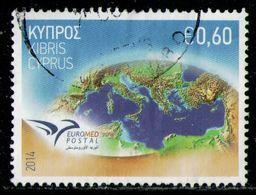 CYPRUS 2014 - From Set Used - Chypre (République)