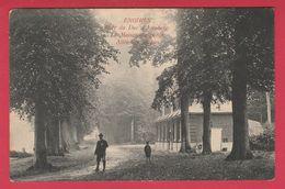 Enghien - Parc Du Duc D'Arenberg - La Maison Du Garde -Allée Des Soupirs - 1910 ( Voir Verso ) - Edingen
