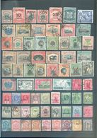 ALBUM 5 - Contenant 2200 Timbres Des Anciennes Colonies Anglaises Et Dominions - Timbres